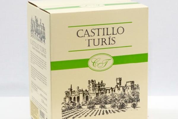 Castillo Turís Blanco – Bag in Box