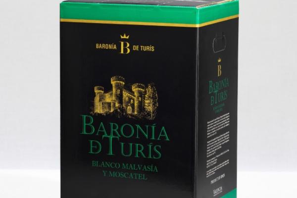 Baronía de Turís Blanco – Bag in Box