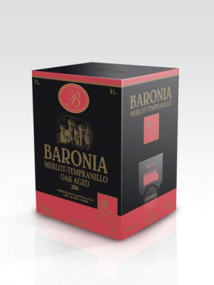 Baronía Premium – Bag in Box
