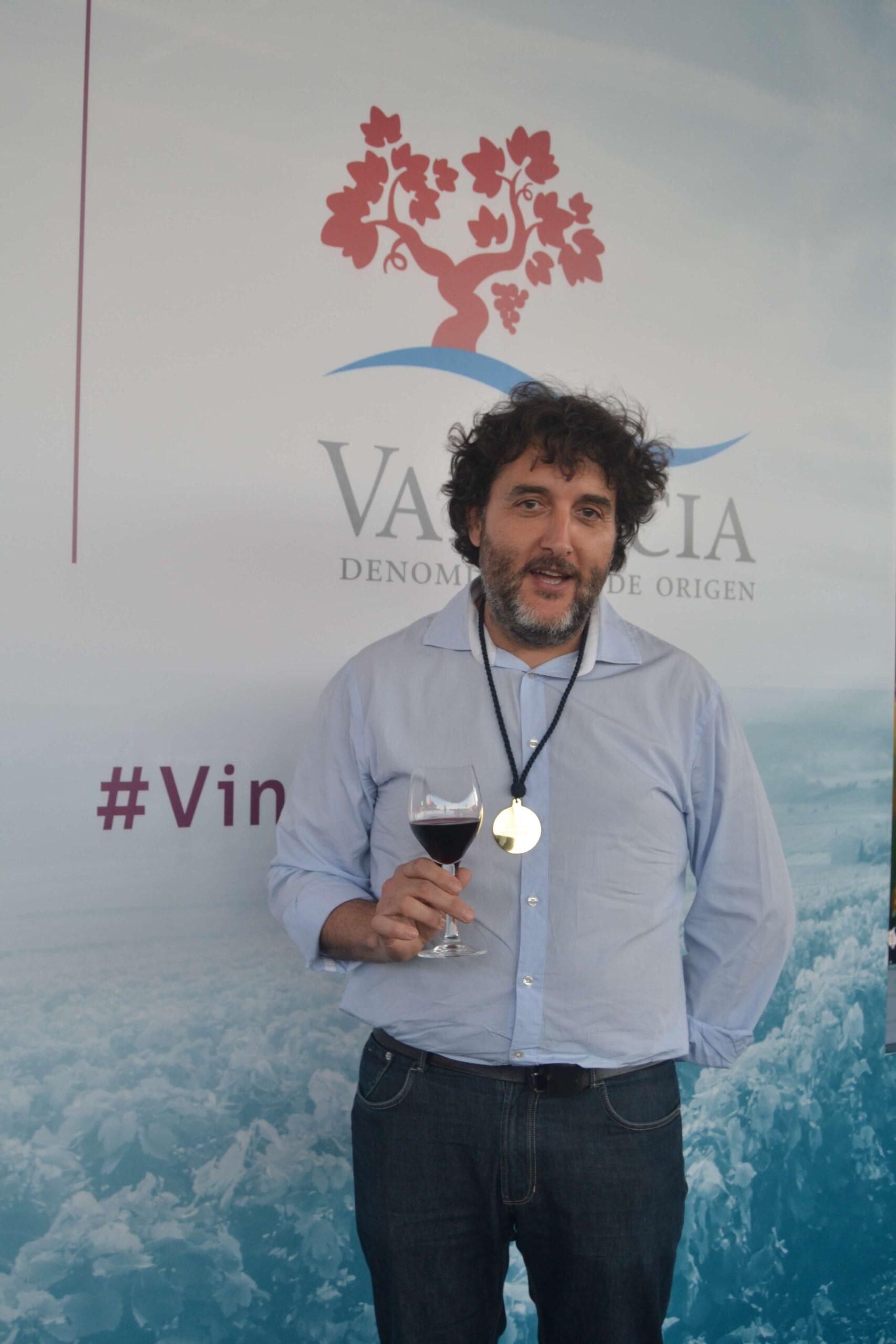 Joan Picó, Medalla de Oro al Mérito Vitivinícola
