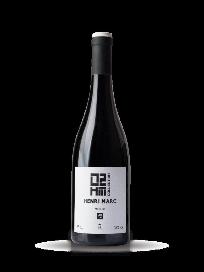 Monovarietal red wine Henri Marc 02 Merlot