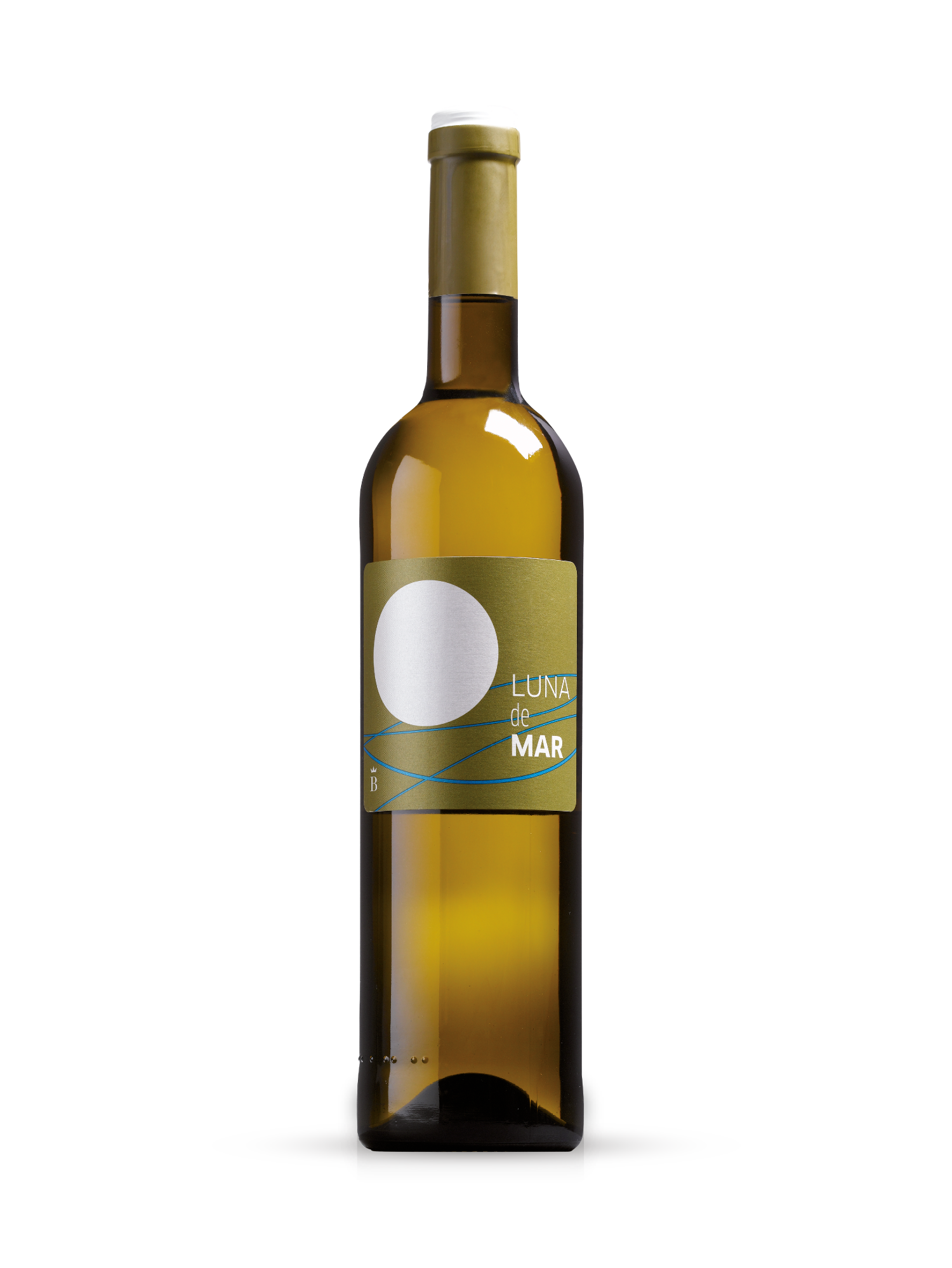 Artisan fruity white wine Luna de Mar