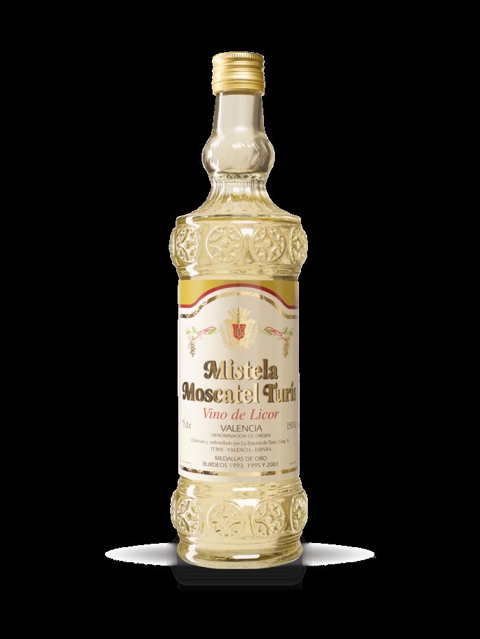 Mistela clásica Moscatel de Turís
