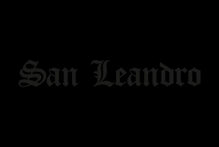 Vino de consagrar Sant Leandro