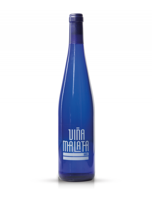 Vino blanco afrutado Viñamalata