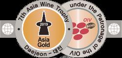 Medalla de Oro en Asia Wine Trophy 2019 para Henri Marc 02 Merlot
