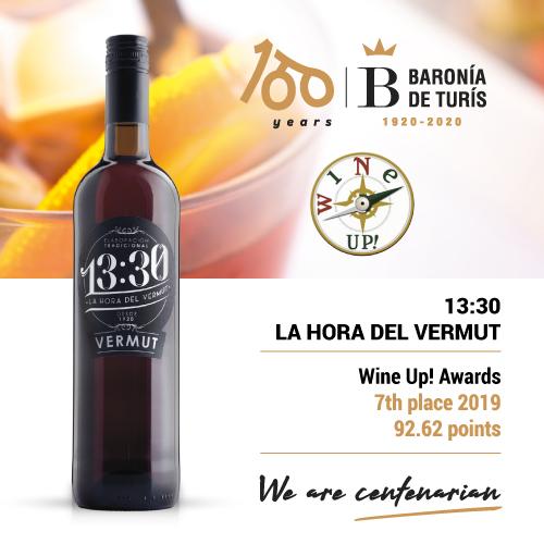 Vermouth 13.30 la hora del vermut 92.62 points WineUP
