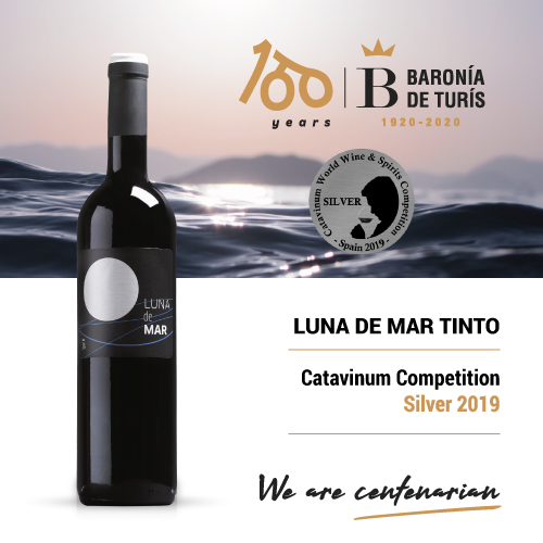Vino tinto barrica Luna de Mar Silver Catavinum 2019
