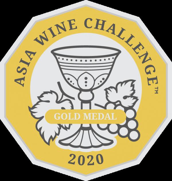 Medalla de Oro para Henri Marc Collection 02 en Asia Wine Challenge 2020