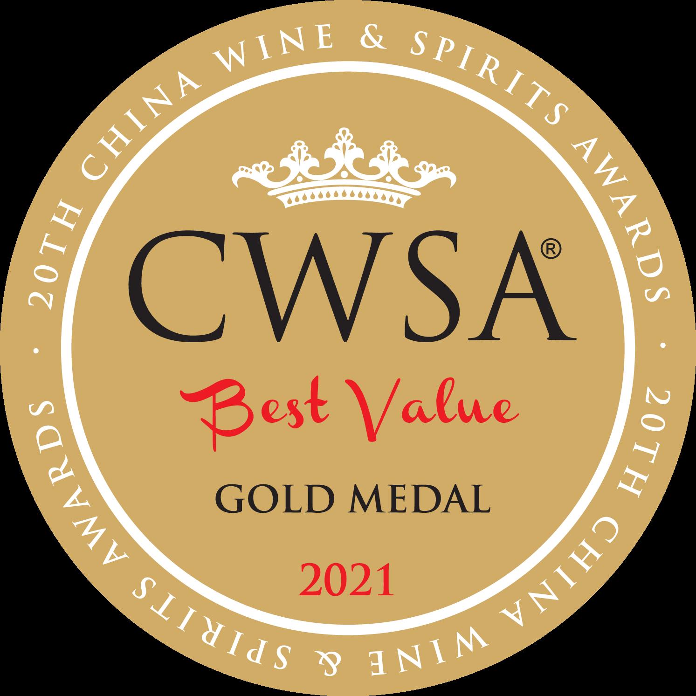 Oro para Henri Marc Collection 02 en CWSA 2021